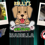 Kelly's Virtual Pet Project: Isabella