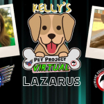 KELLY'S PET PROJECT: LAZARUS