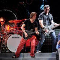 Van Halen Dress Rehearsal At The Forum