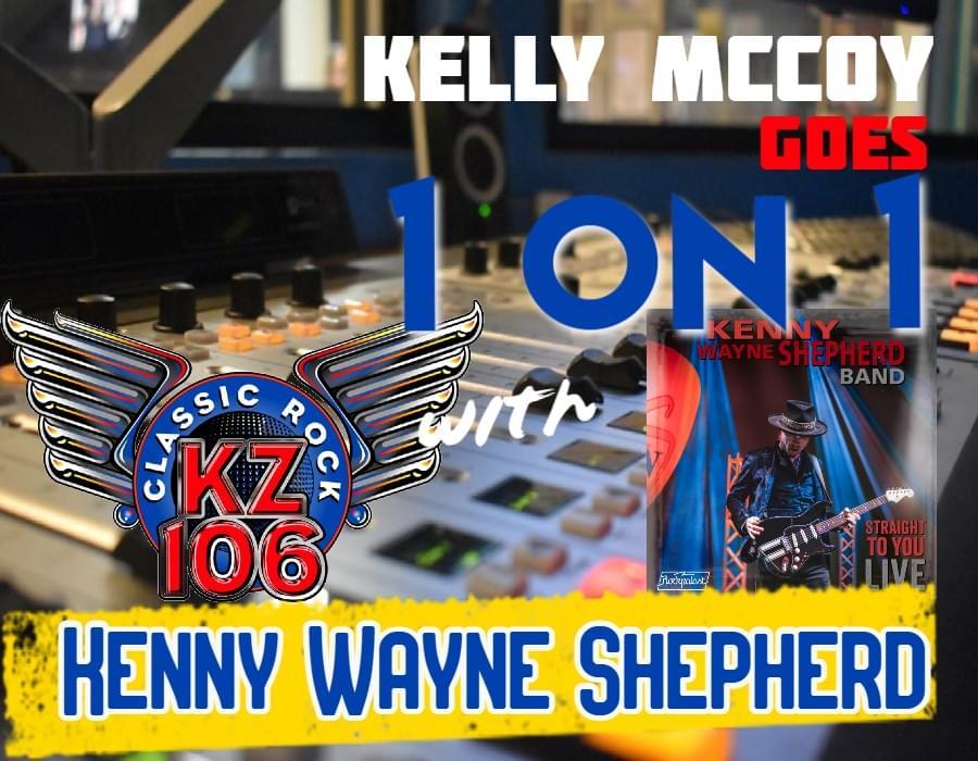 Kelly McCoy 1 on 1