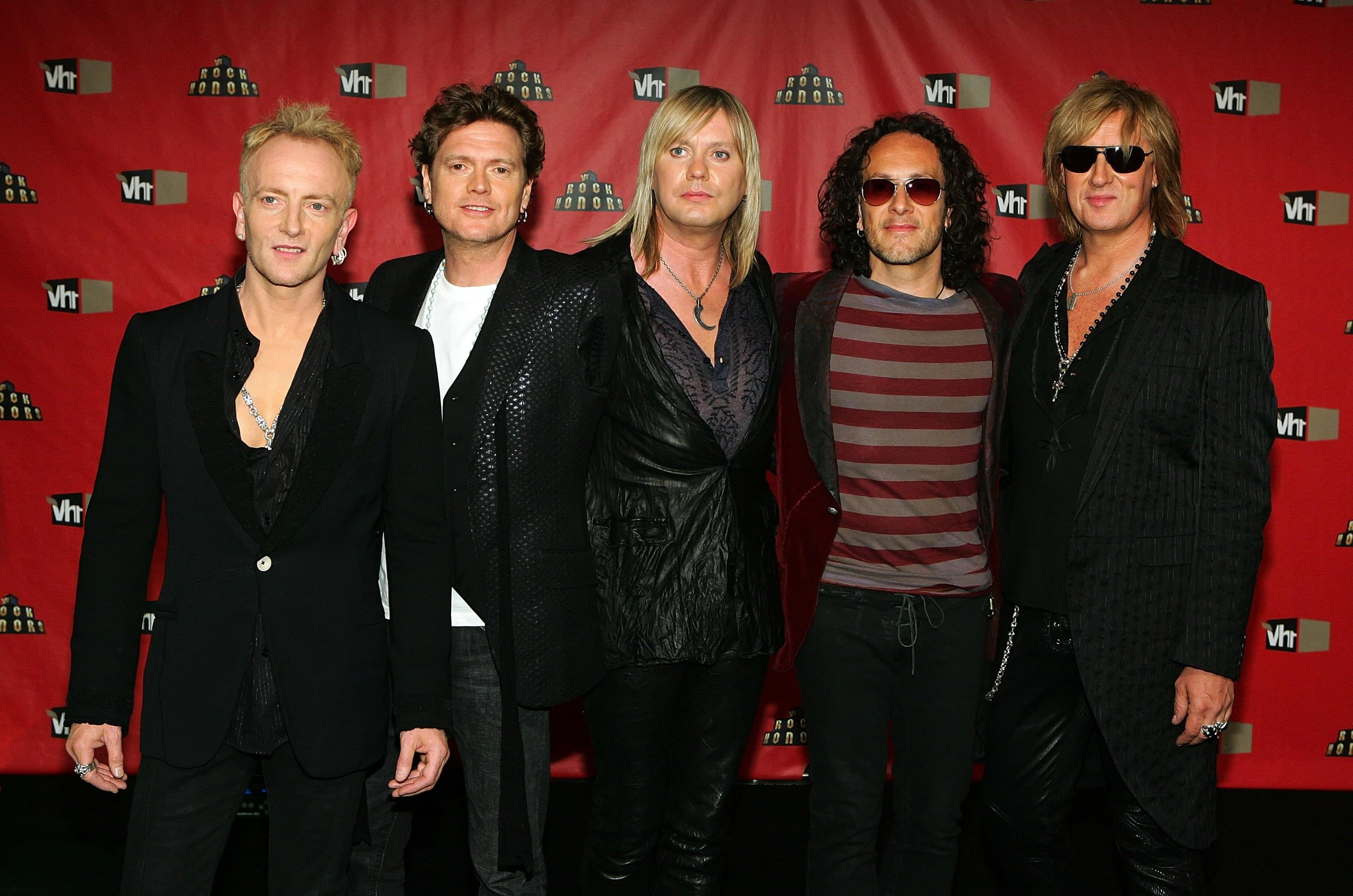 Def Leppard Launch Online Museum
