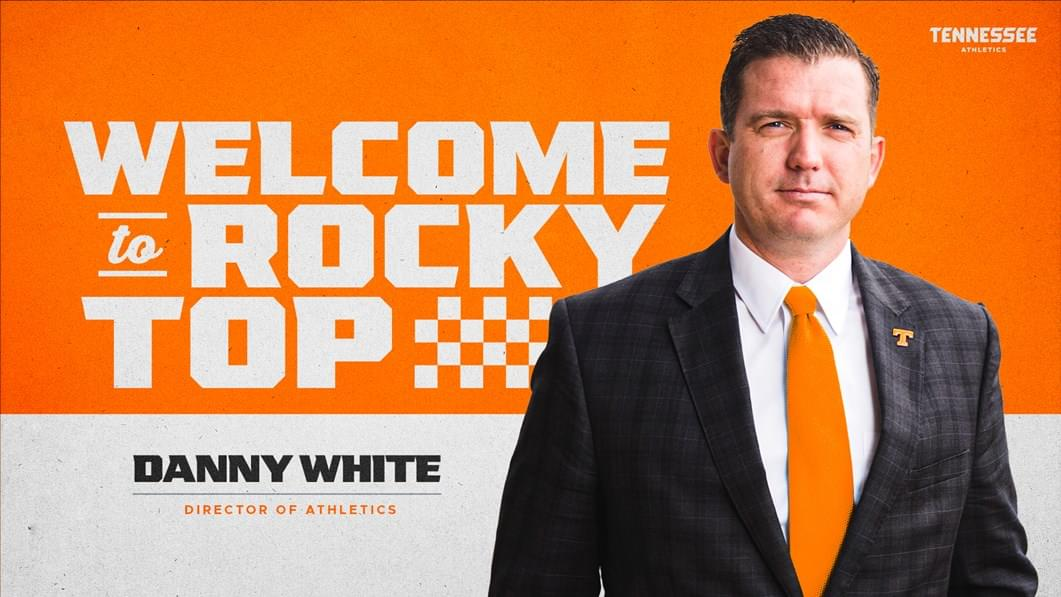 VOLS MAKE NEW A.D. OFFICIAL