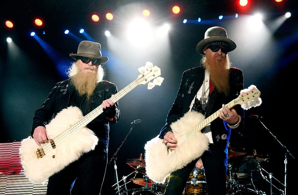 Billy Gibbons is a BAD Man
