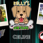 Kelly's Pet Project: Celine