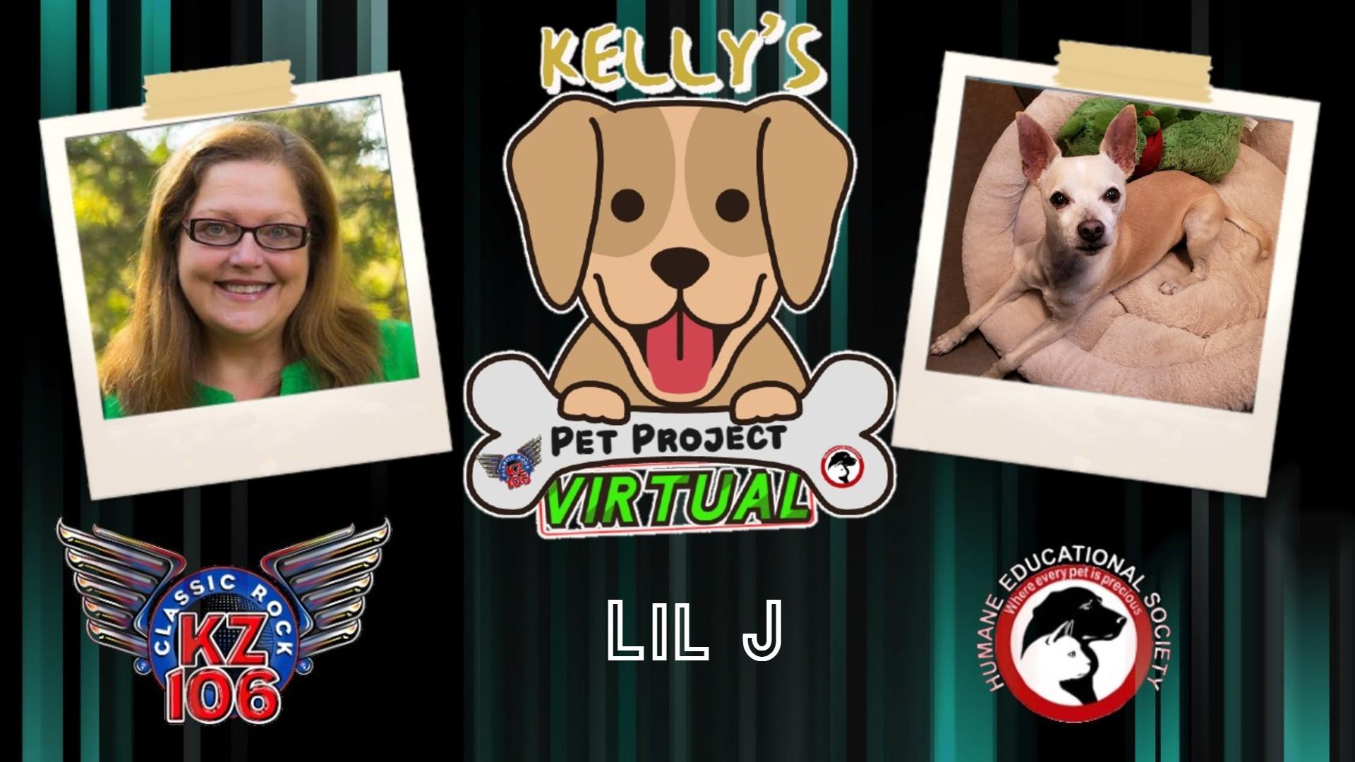 Kelly's Pet Project: Lil J
