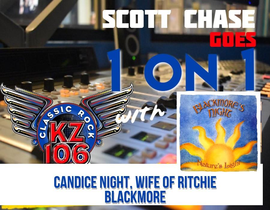 Scott Chase 1on1: Candice Night