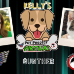 Kelly's Pet Project: Gunther