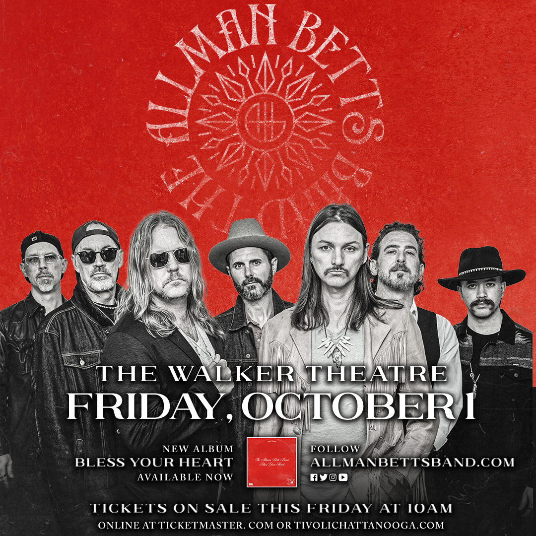 The Allman Betts Band, October 1st