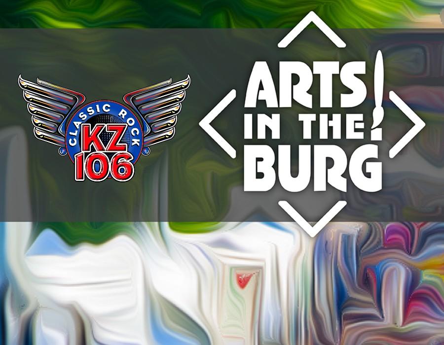Arts In the Burg