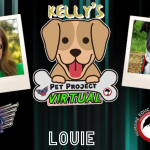 Kelly's Pet Project: Louie