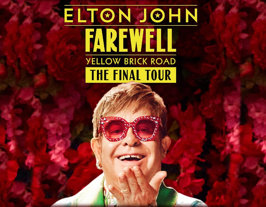 Elton John, October 2nd 2022