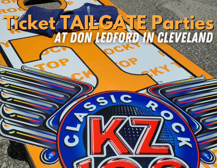 Tailgate with KZ and Don Ledford