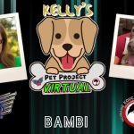 Kelly's Pet Project: Bambi