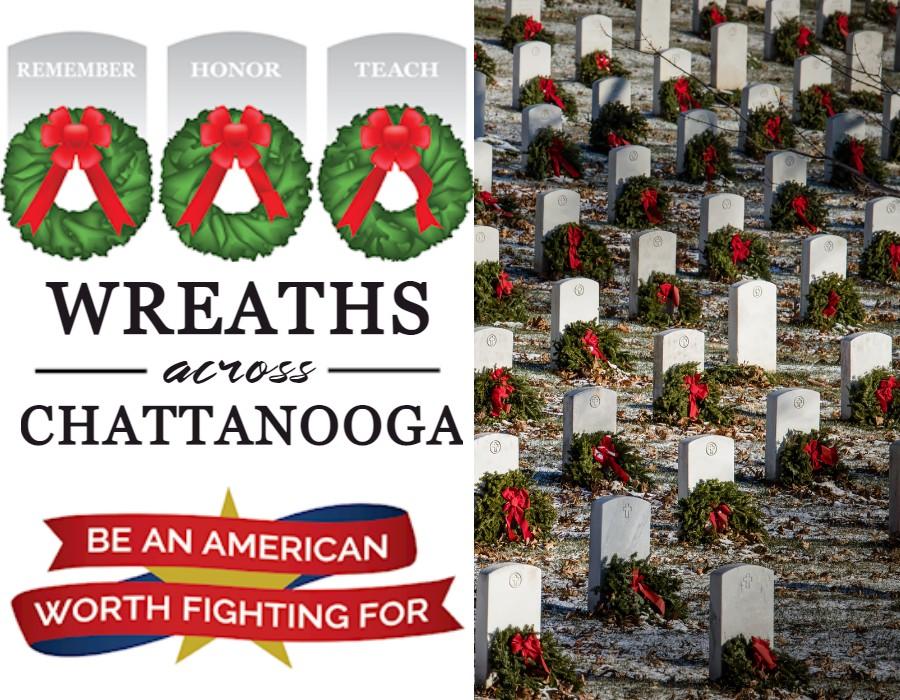 Wreaths Across Chattanooga