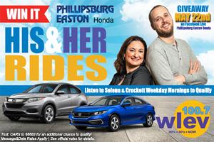 His & Her Rides from Phillipsburg Easton Honda