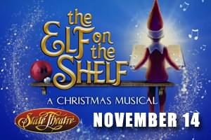 Elf On The Shelf – A Christmas Musical!