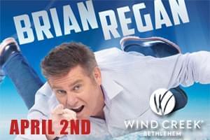 RESCHEDULED: Brian Regan at Wind Creek Event Center March 28, 2021