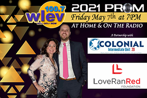 100.7 LEV 2021 Prom