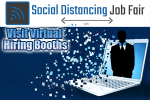 Social Distancing Job Fair – Social Distancing Job Fair