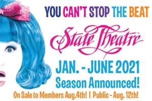 Win a State Theatre Gift Card