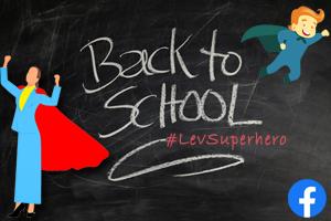 Back to School Superheroes!