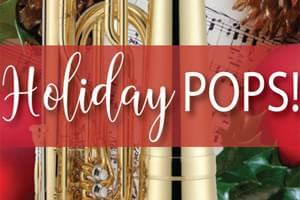 Holiday Pops at Miller Symphony Hall December 12 (Virtual)
