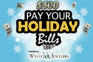 Win $500 to Pay Off Your Holiday Bills