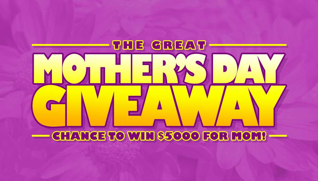 The Great Mothers Day Giveaway
