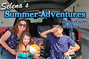 Selena's Summer Adventure