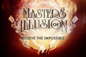 Masters of Illusion at Wind Creek Event Center on October 7th