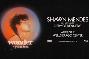 100.7 LEV Welcomes Shawn Mendes to the Wells Fargo Center in Philly