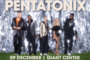 Pentatonix at the Giant Center in Hershey on December 9th