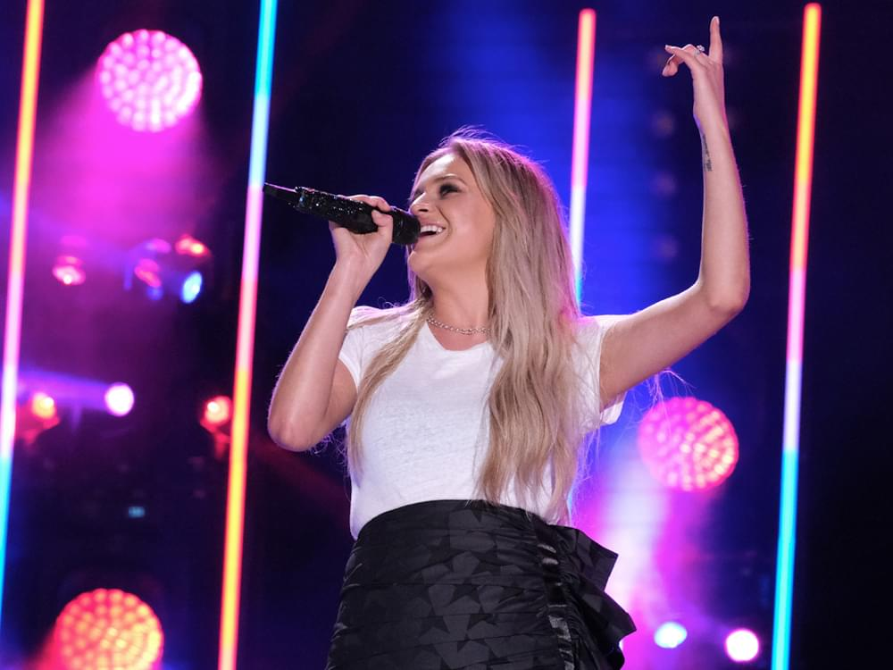 "Kelsea Ballerini Scores 5th No. 1 Single With ""Miss Me More"""