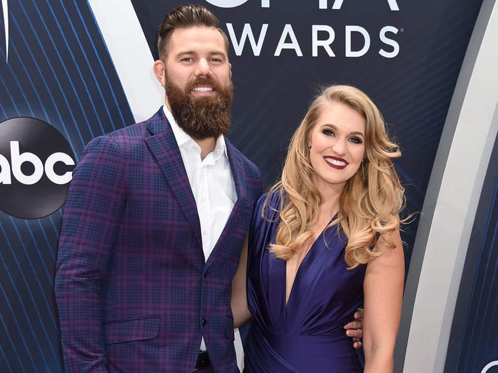 Jordan Davis and Wife Are Expecting First Child