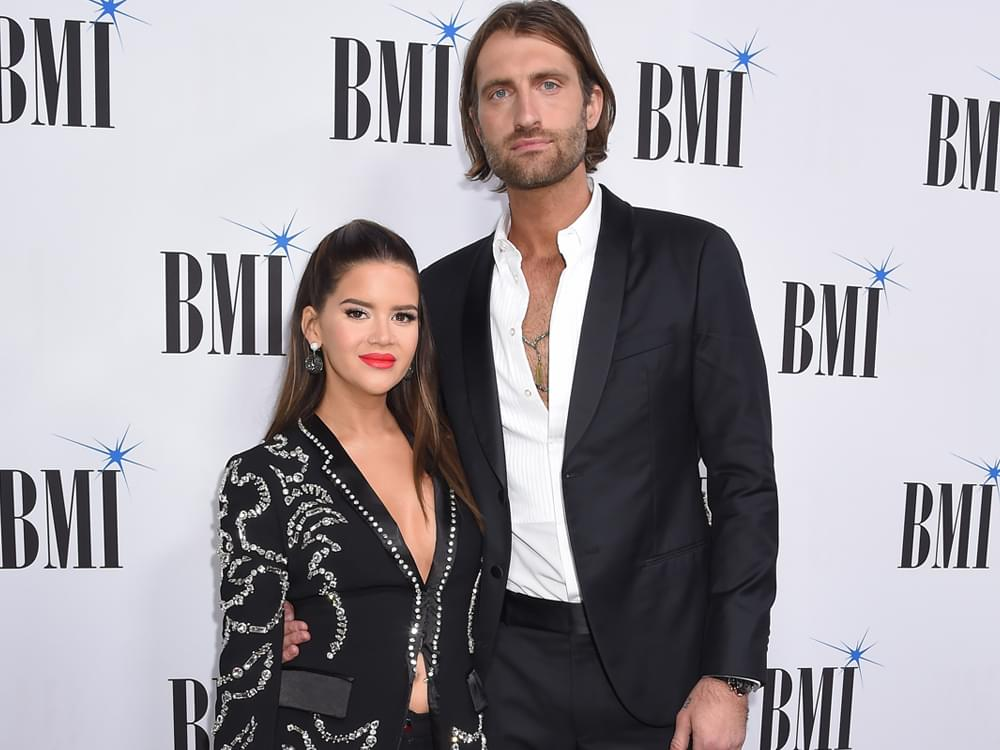 "Maren Morris & Ryan Hurd ""Excited"" and ""Thankful"" for Upcoming Baby Boy"