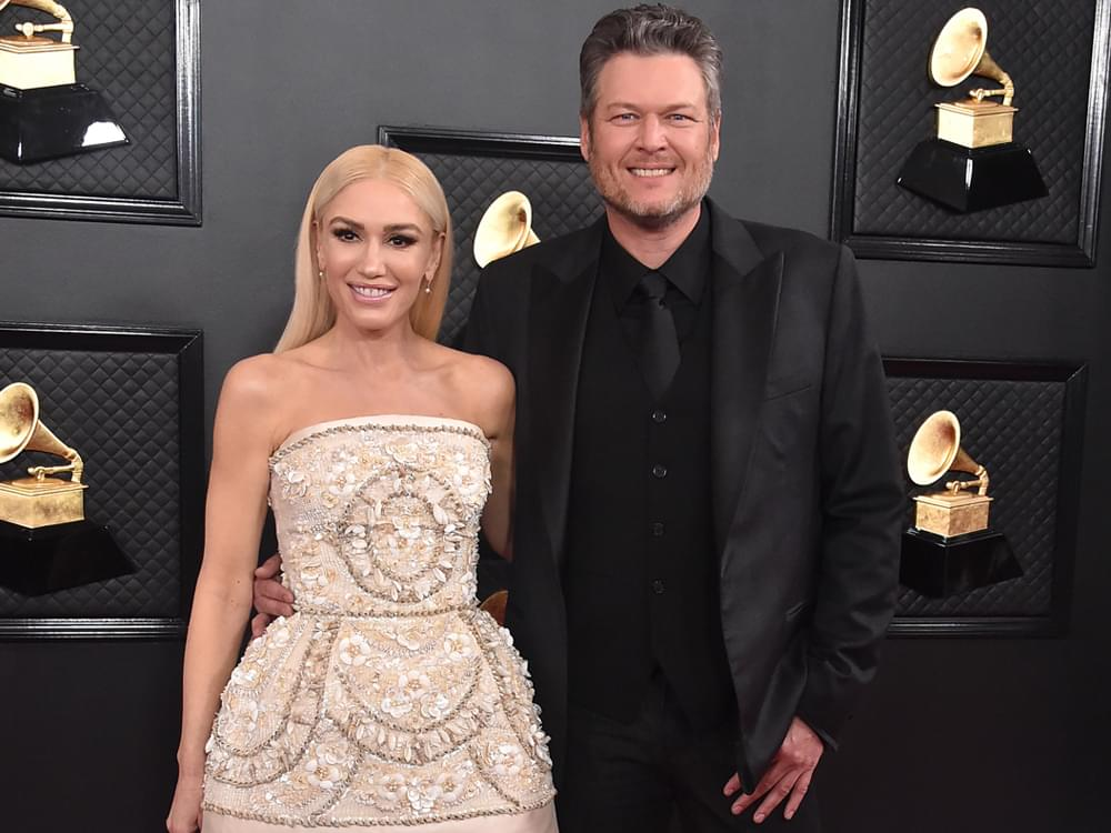 Photo Gallery: Grammy Awards Red Carpet With Blake Shelton, Tanya Tucker, Dan + Shay, Shania Twain & More