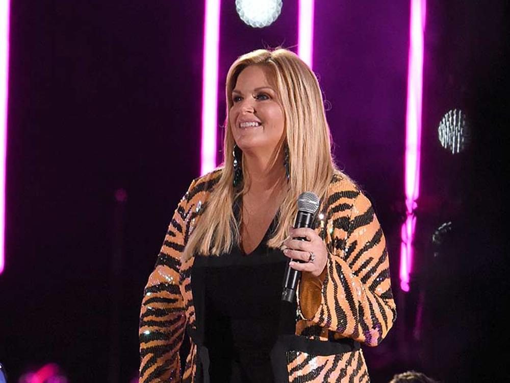 Trisha Yearwood Working on New Comfort Food Cookbook