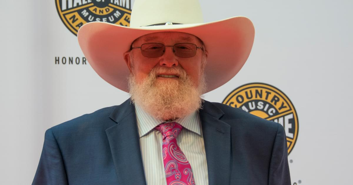 "Charlie Daniels to Be Honored With Musical Salute From All-Star Lineup at 2021 ""Volunteer Jam"""