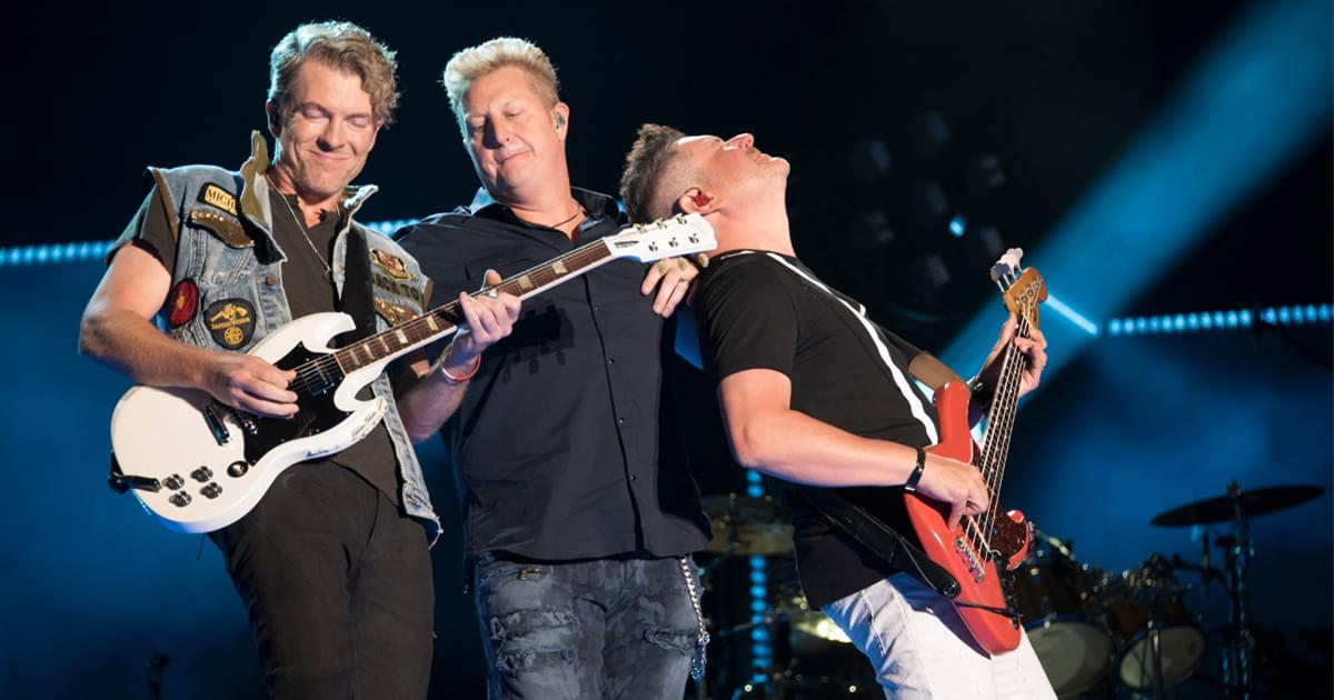 "Rascal Flatts Readies ""Greatest Hits"" Album in Celebration of 20th Anniversary"