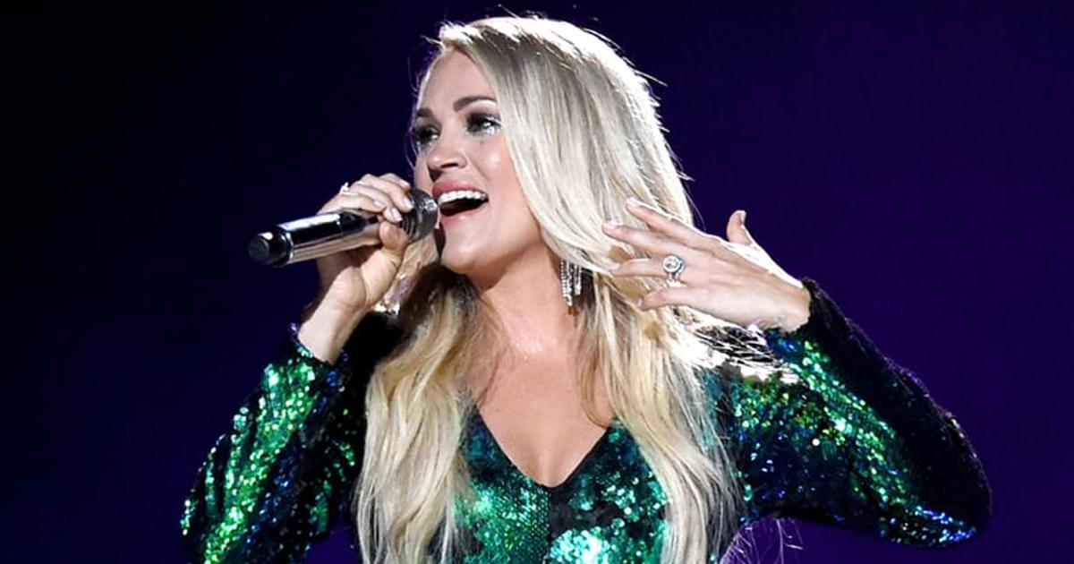 Everything You Need to Know About Carrie Underwood's New Holiday Special
