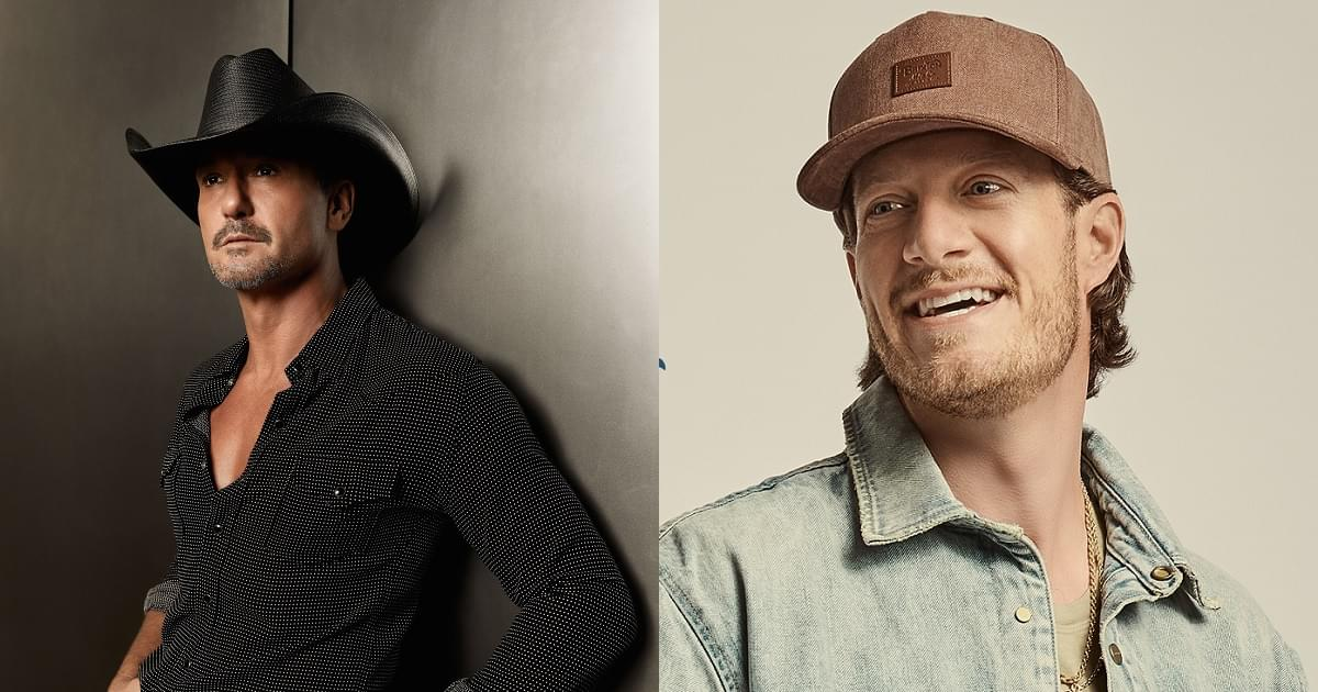 Tim McGraw & Tyler Hubbard Will Be Celebrating America Tomorrow