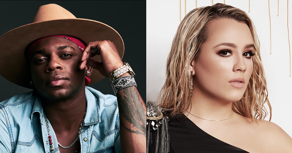 Jimmie Allen & Gabby Barrett Named ACM New Male & Female Artist of the Year