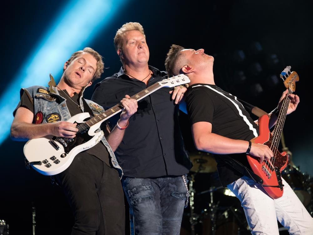 """Rascal Flatts to Disband After """"Farewell Tour"""" in 2020"""