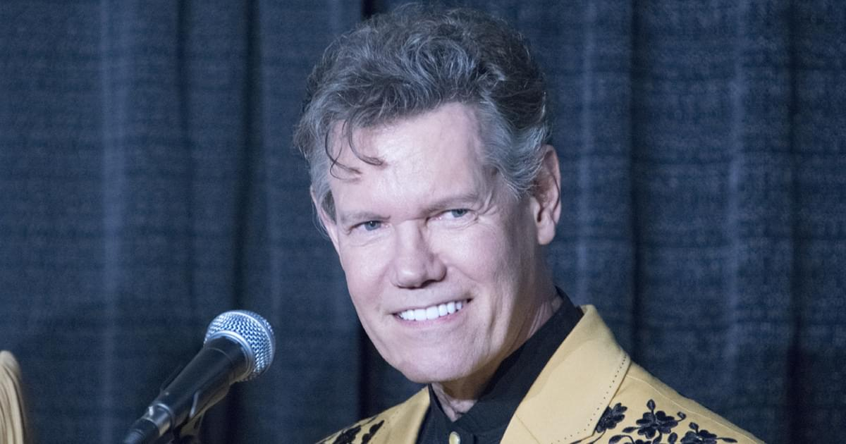 "Randy Travis Releases Classic-Sounding New Single, ""Fool's Love Affair"" [Listen]"