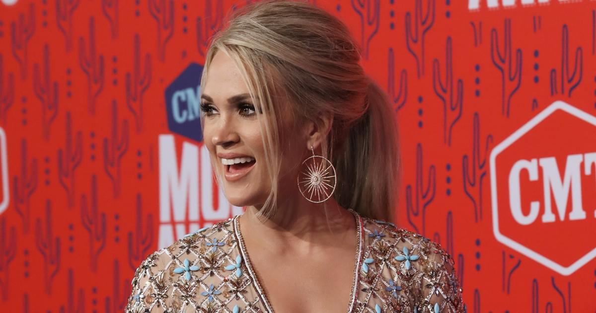 Carrie Underwood Continues Reign as the Most Decorated Artist in CMT Awards History