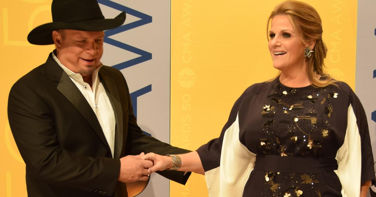 """Garth Brooks Says Cover of """"Shallow"""" Is a """"Nod to the Original"""" But Hopes He & Trisha Made It Their Own"""
