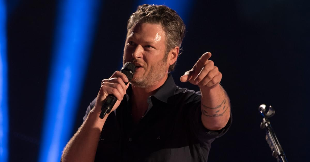 """Blake Shelton Joins Forces With Shenandoah for New Song, """"Then a Girl Walks In"""" [Listen]"""