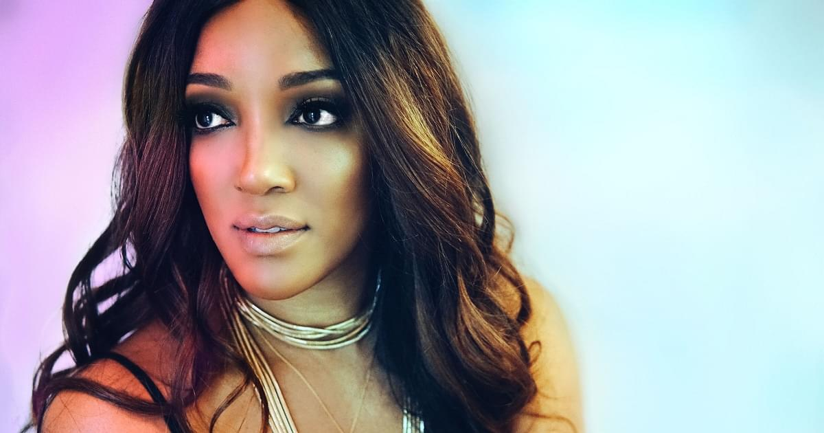 Mickey Guyton Gives Birth to Her Son