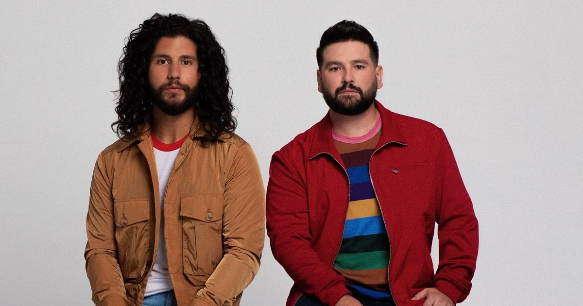Dan + Shay Go Into The Grammy's With Justin Bieber In the Same Boat