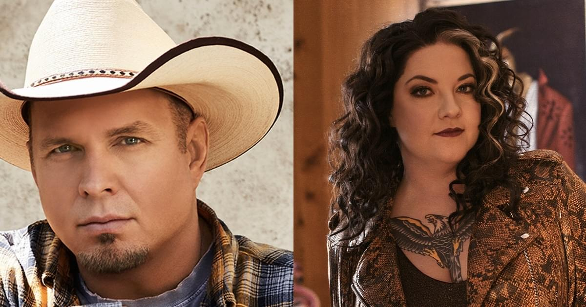 Garth Brooks Shares That He Was Writing Songs with Ashley McBryde